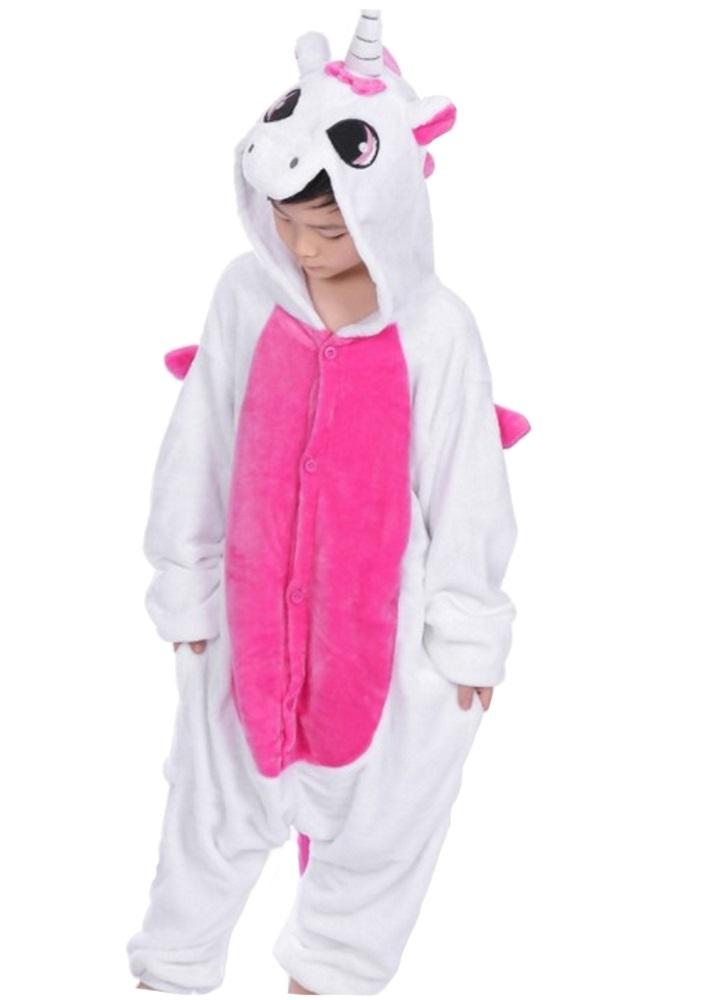 Emmarcon-pigiama-intero-animale-kigurumi-da-bambini-stella-arcobaleno-chiusura-i