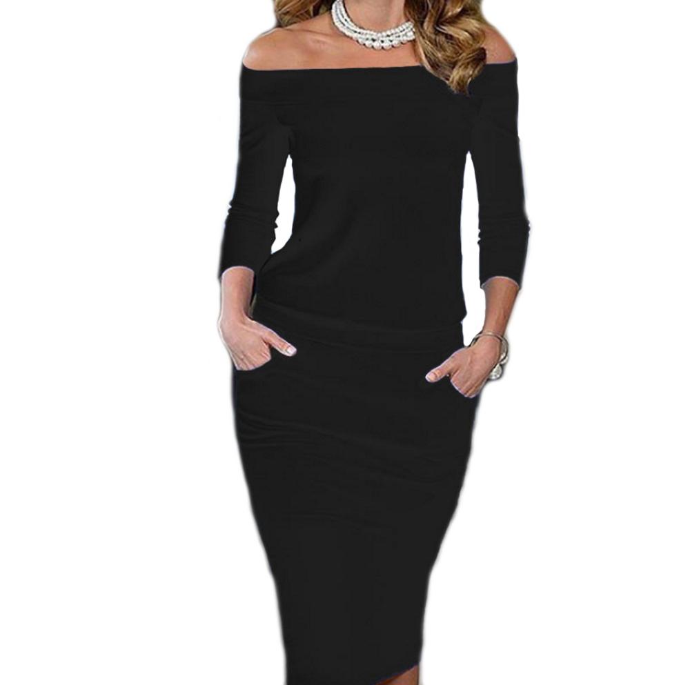 mini-abito-cerimonia-da-donna-vestito-elegante-tubino-scollo-barchetta miniatura 9