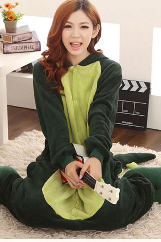 pigiama-kigurumi-animali-intero-tuta-costume-carnevale-Halloween-festa-cosplay miniatura 23