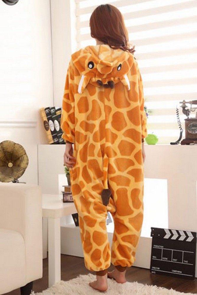 pigiama-kigurumi-animali-intero-tuta-costume-carnevale-Halloween-festa-cosplay miniatura 53