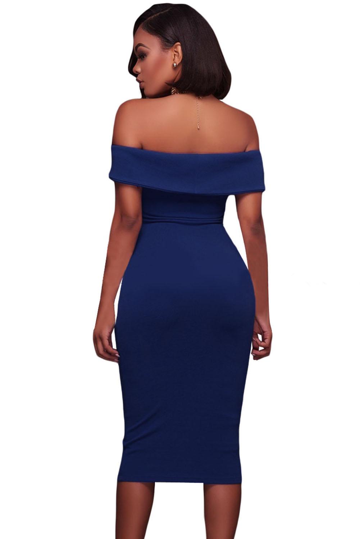 a3f77720ac7f sexy elegante abito cerimonia da donna tubino vestito damigella ...