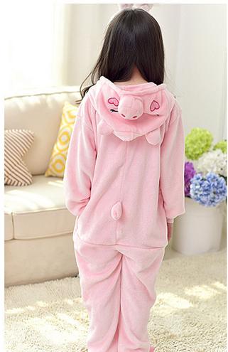Emmarcon-pigiama-intero-animale-kigurumi-da-bambini-stella-arcobaleno-chiusura-i miniatura 25