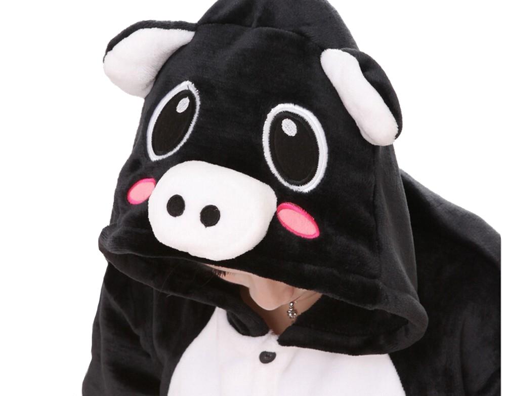 pigiama-kigurumi-animali-intero-tuta-costume-carnevale-Halloween-festa-cosplay miniatura 75