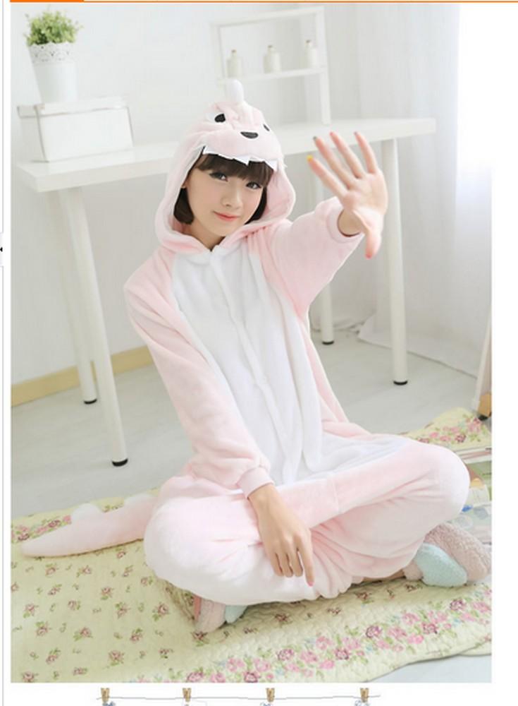 pigiama-kigurumi-animali-intero-tuta-costume-carnevale-Halloween-festa-cosplay miniatura 85