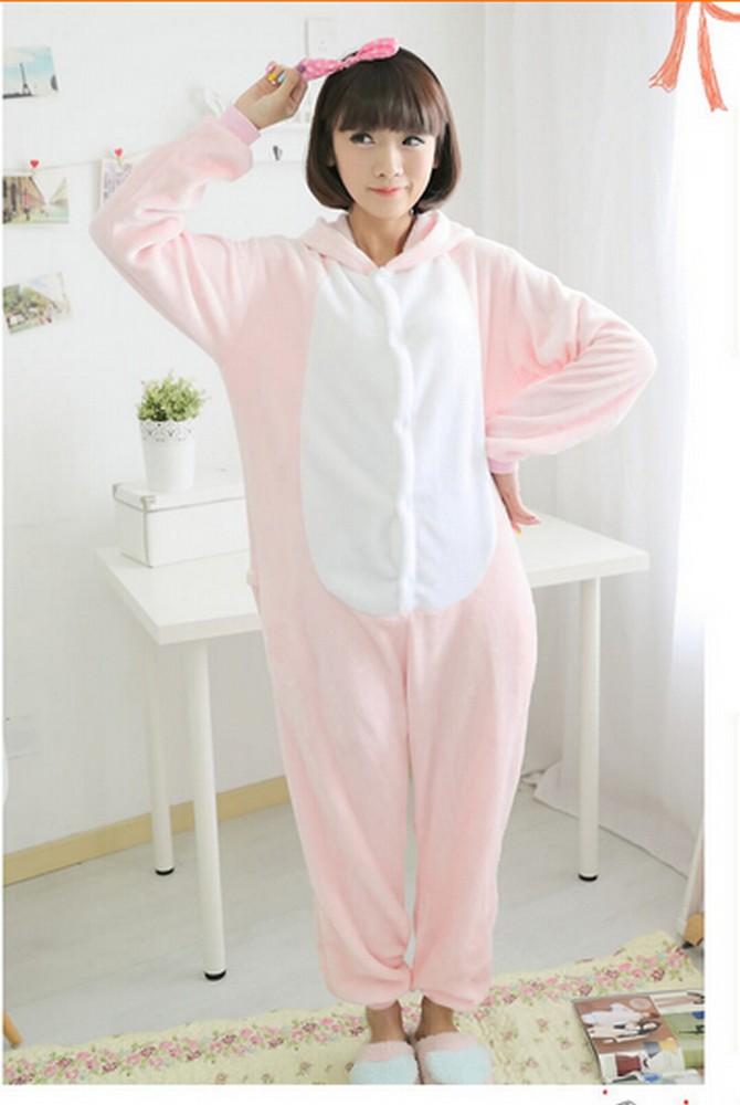 pigiama-kigurumi-animali-intero-tuta-costume-carnevale-Halloween-festa-cosplay miniatura 89