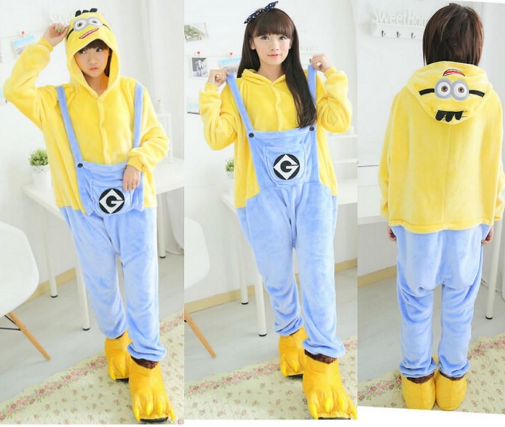 pigiama-kigurumi-animali-intero-tuta-costume-carnevale-Halloween-festa-cosplay miniatura 92