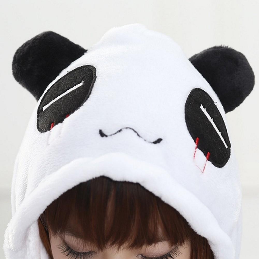 pigiama-kigurumi-animali-intero-tuta-costume-carnevale-Halloween-festa-cosplay miniatura 103