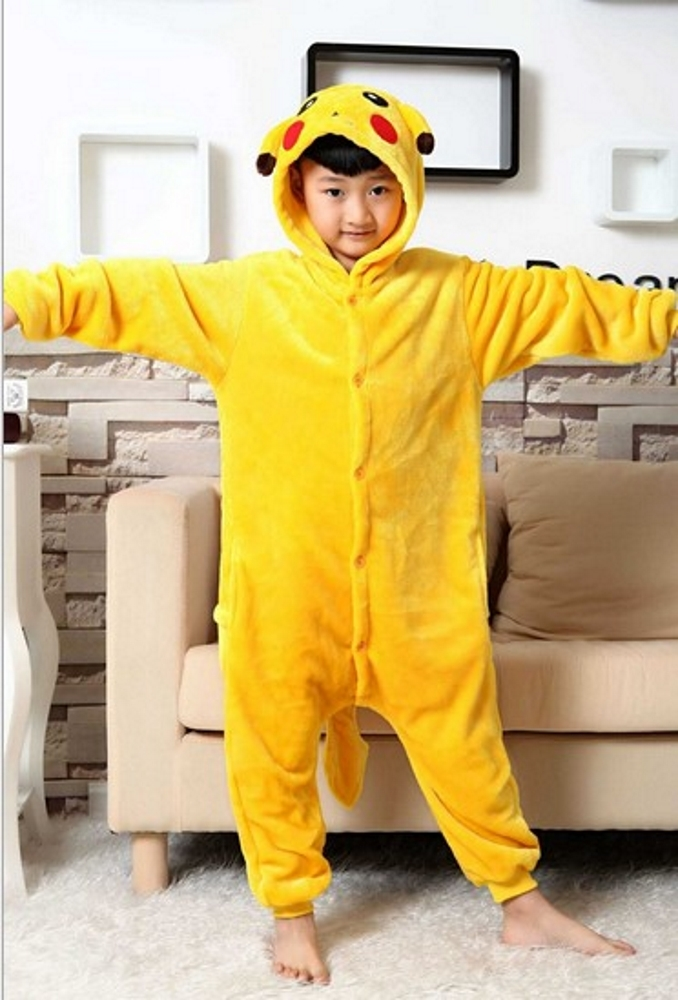 Emmarcon-pigiama-intero-animale-kigurumi-da-bambini-stella-arcobaleno-chiusura-i miniatura 33
