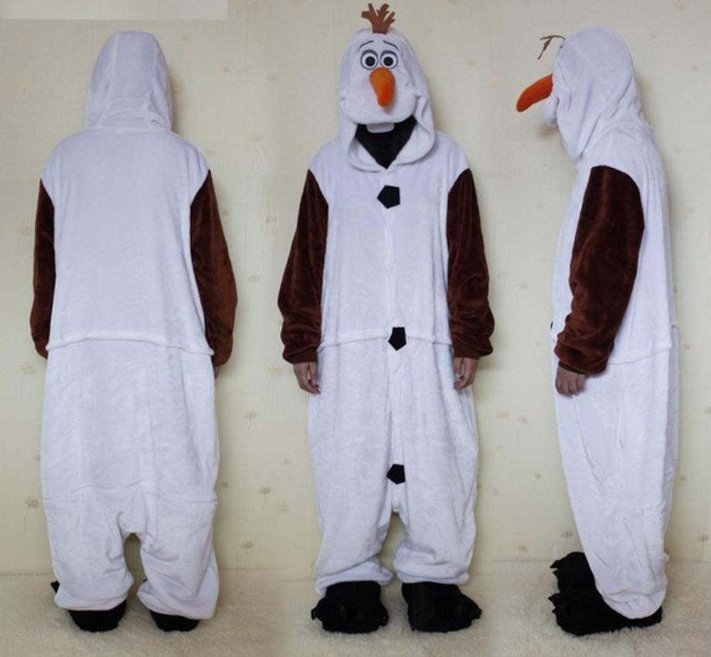 pigiama-kigurumi-animali-intero-tuta-costume-carnevale-Halloween-festa-cosplay miniatura 132