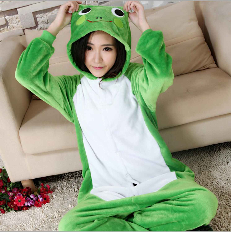 pigiama-kigurumi-animali-intero-tuta-costume-carnevale-Halloween-festa-cosplay miniatura 140