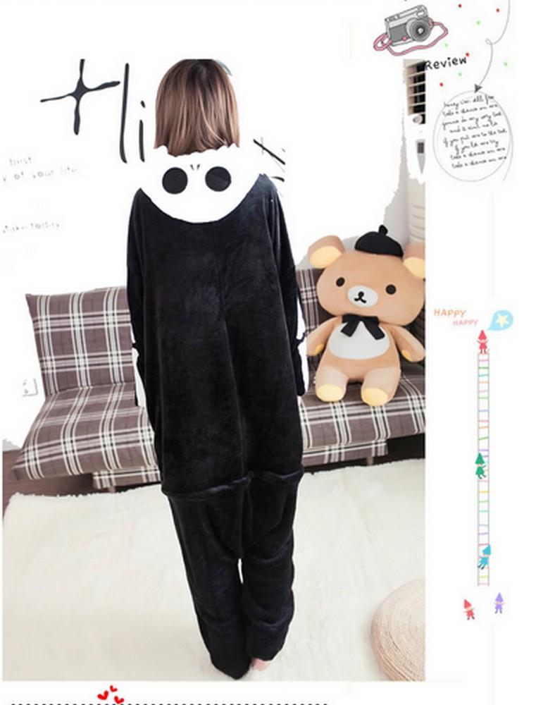 pigiama-kigurumi-animali-intero-tuta-costume-carnevale-Halloween-festa-cosplay miniatura 146