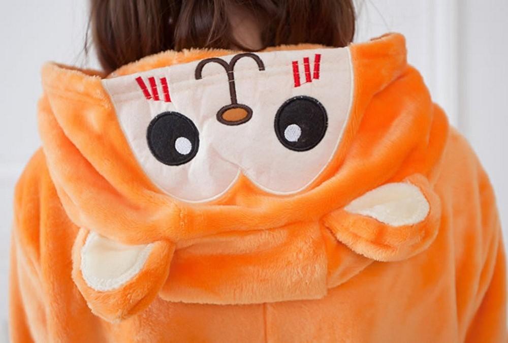pigiama-kigurumi-animali-intero-tuta-costume-carnevale-Halloween-festa-cosplay miniatura 152