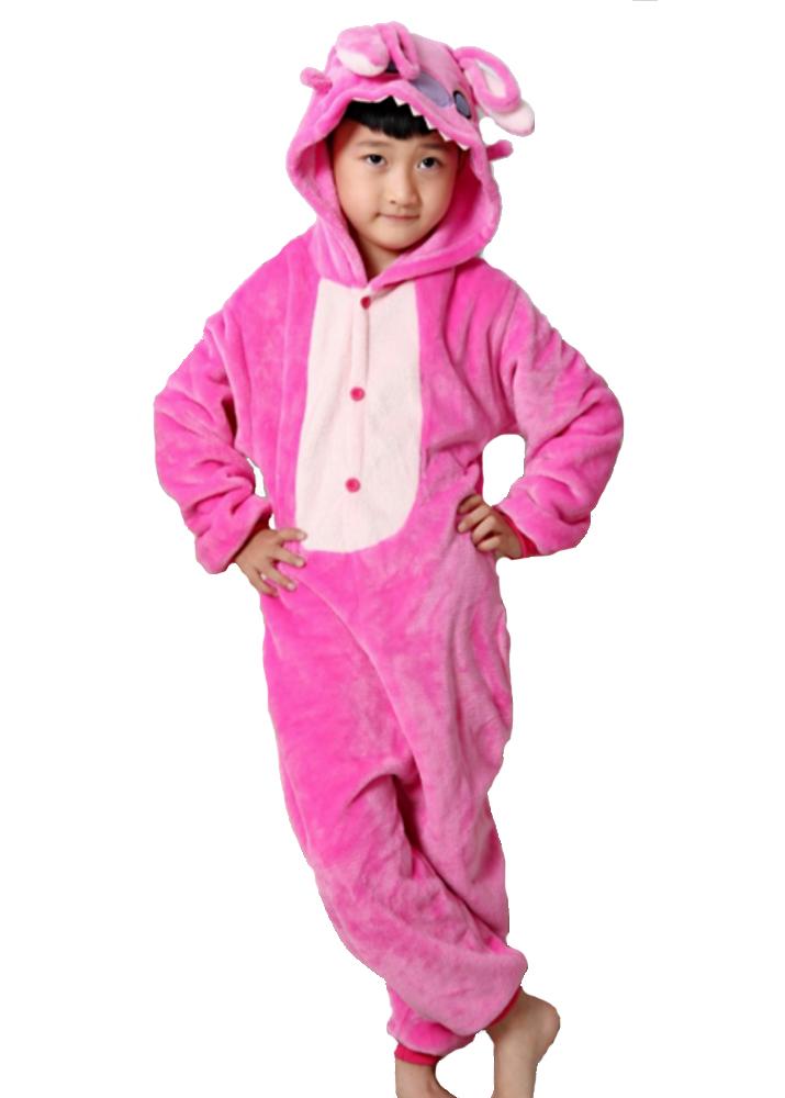 Emmarcon-pigiama-intero-animale-kigurumi-da-bambini-stella-arcobaleno-chiusura-i miniatura 42