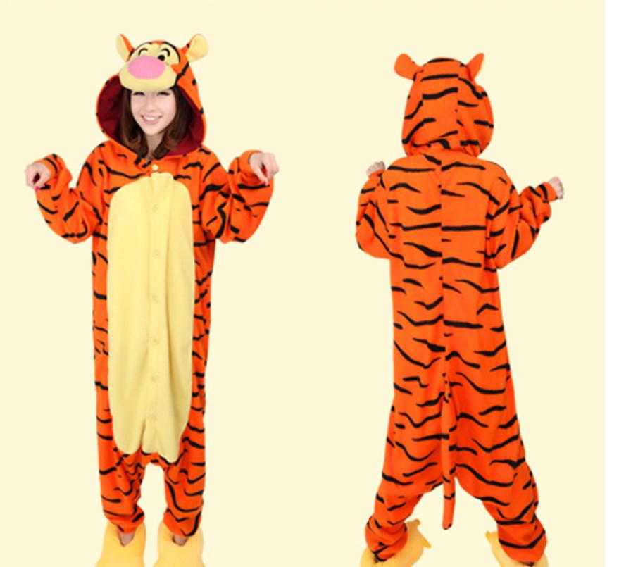 pigiama-kigurumi-animali-intero-tuta-costume-carnevale-Halloween-festa-cosplay miniatura 164