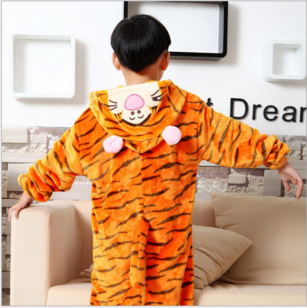 Emmarcon-pigiama-intero-animale-kigurumi-da-bambini-stella-arcobaleno-chiusura-i miniatura 53