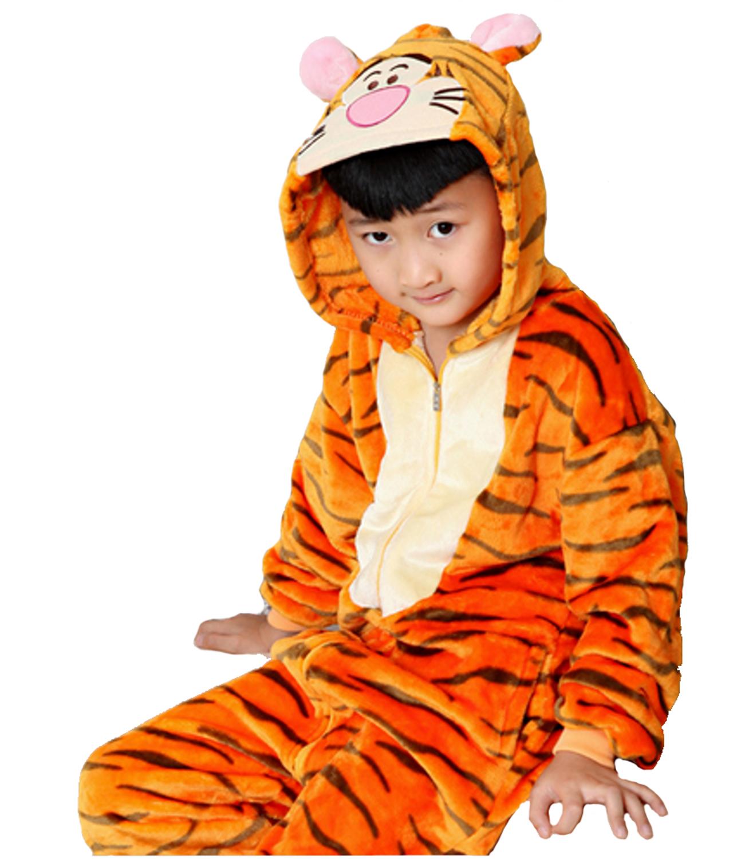 Emmarcon-pigiama-intero-animale-kigurumi-da-bambini-stella-arcobaleno-chiusura-i miniatura 52