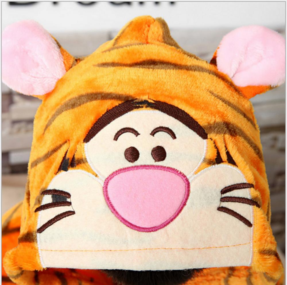 Emmarcon-pigiama-intero-animale-kigurumi-da-bambini-stella-arcobaleno-chiusura-i miniatura 51