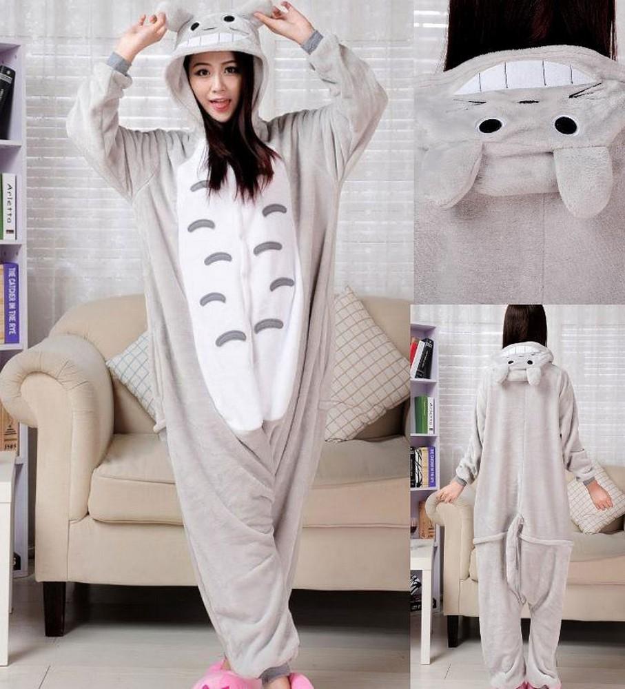 pigiama-kigurumi-animali-intero-tuta-costume-carnevale-Halloween-festa-cosplay miniatura 170