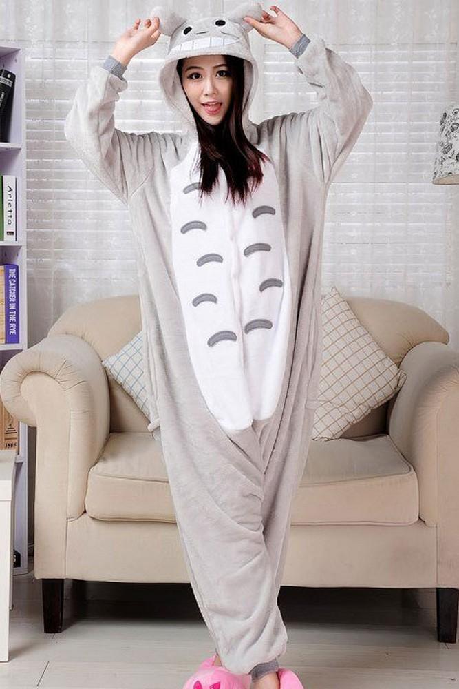 pigiama-kigurumi-animali-intero-tuta-costume-carnevale-Halloween-festa-cosplay miniatura 167