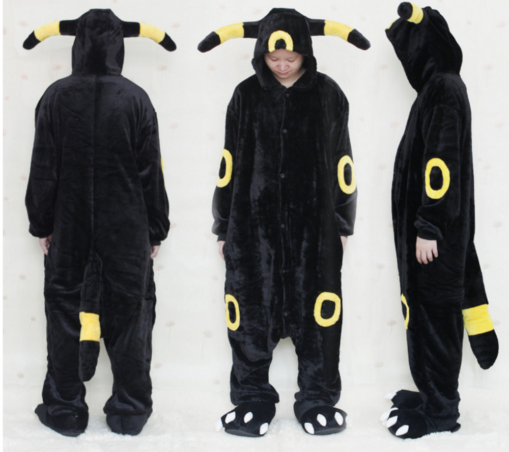 pigiama-kigurumi-animali-intero-tuta-costume-carnevale-Halloween-festa-cosplay miniatura 172