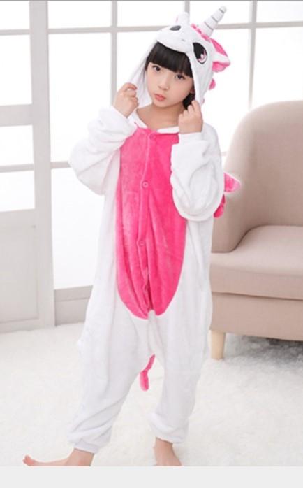 Emmarcon-pigiama-intero-animale-kigurumi-da-bambini-stella-arcobaleno-chiusura-i miniatura 58