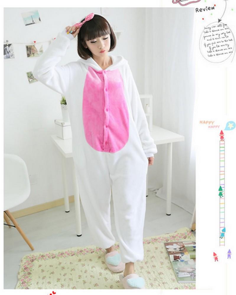 pigiama-kigurumi-animali-intero-tuta-costume-carnevale-Halloween-festa-cosplay miniatura 184