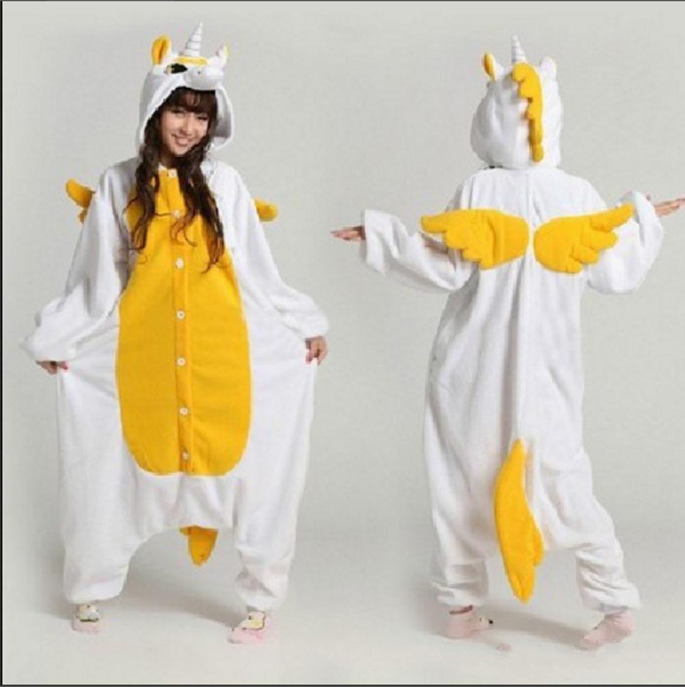 pigiama-kigurumi-animali-intero-tuta-costume-carnevale-Halloween-festa-cosplay miniatura 188