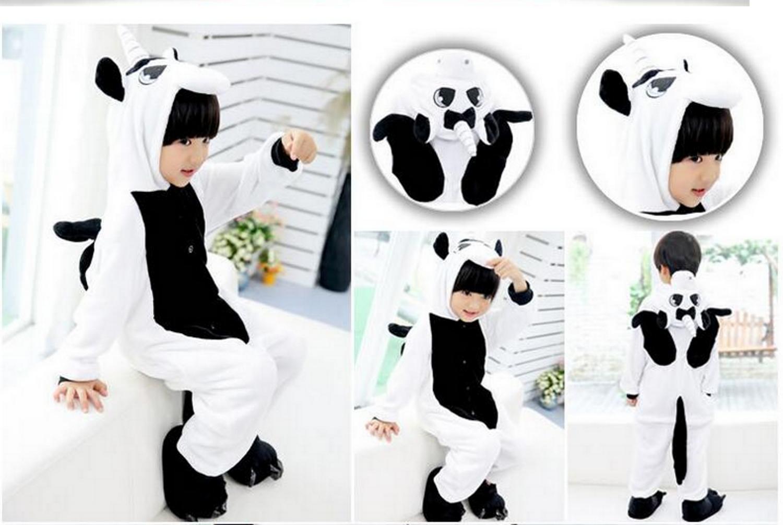 Emmarcon-pigiama-intero-animale-kigurumi-da-bambini-stella-arcobaleno-chiusura-i miniatura 65