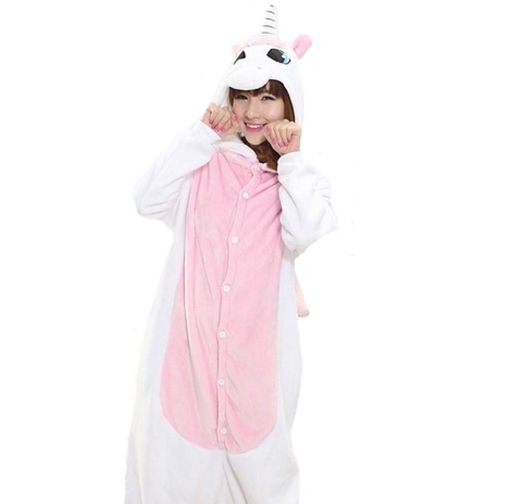 pigiama-kigurumi-animali-intero-tuta-costume-carnevale-Halloween-festa-cosplay miniatura 196