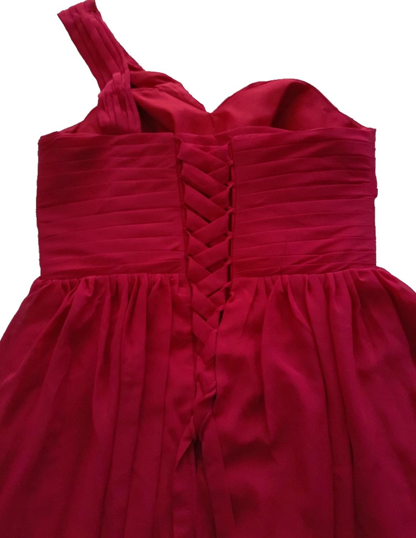 abito-da-cerimonia-donna-in-chiffon-damigella-vestito-lungo-elegante-festa-party miniatura 11