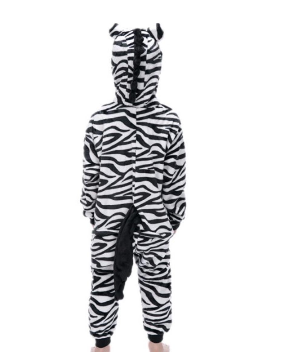 Emmarcon-pigiama-intero-animale-kigurumi-da-bambini-stella-arcobaleno-chiusura-i miniatura 75
