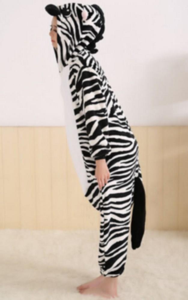 pigiama-kigurumi-animali-intero-tuta-costume-carnevale-Halloween-festa-cosplay miniatura 210